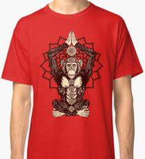 Chakra Monkey Tonight Classic T-Shirt