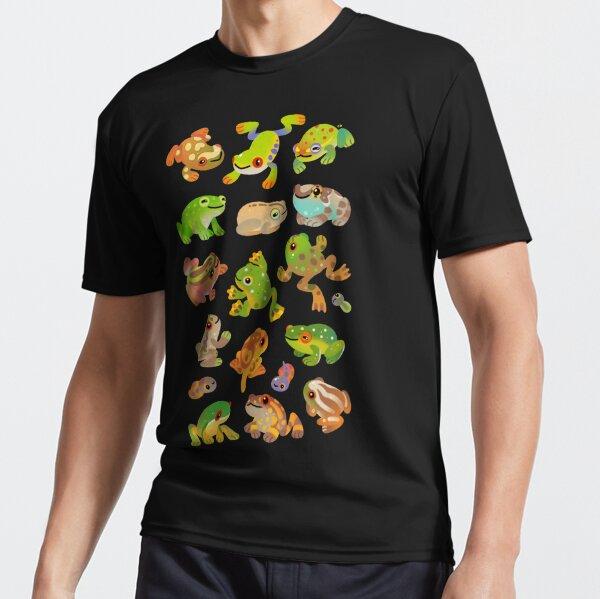Rana de árbol Camiseta deportiva