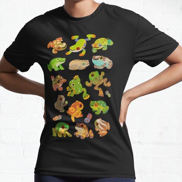 Tree frog Active T-Shirt