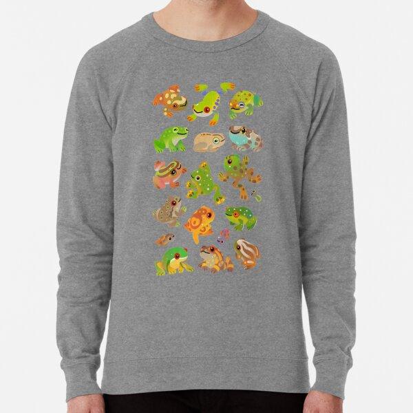 Tree frog Lightweight Sweatshirt