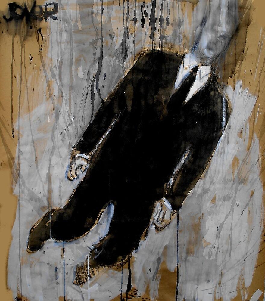 falling man by Loui  Jover
