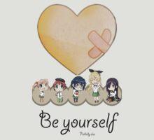 Be Yourself - Katawa Shoujo | Unisex T-Shirt