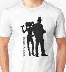 Kenzi & Hale - Lost Girl Light Fae Unisex T-Shirt