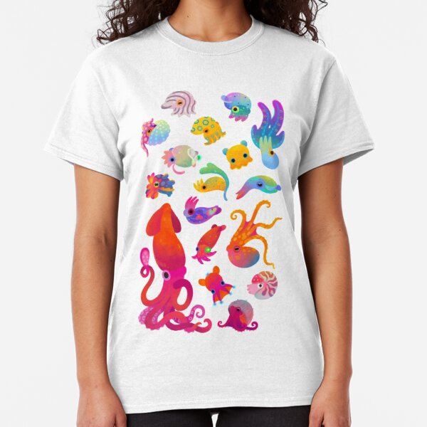 3D Printed T Shirts Stained Glass Style with Sea Turtle On The Seabed Algae Fish Casual Mens Hipster Top Tees