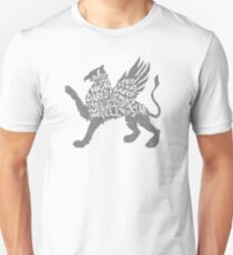 overreached and fell, T-Shirt