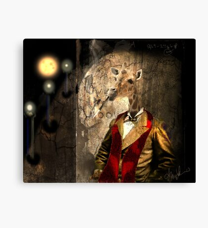 Lonely Hearts Club Canvas Print