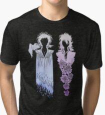 Death & Dream {Coloured} Tri-blend T-Shirt
