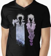 Death & Dream {Coloured} Men's V-Neck T-Shirt