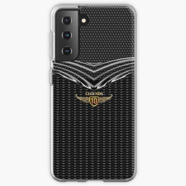 Legendary Number 10 Samsung Galaxy Soft Case