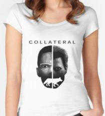 Collateral Women's Fitted Scoop T-Shirt