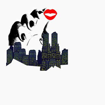 City Lips by mharry