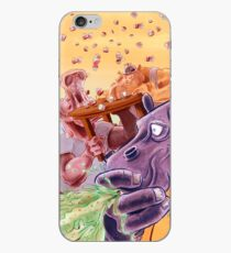 Feed the Hippos iPhone Case