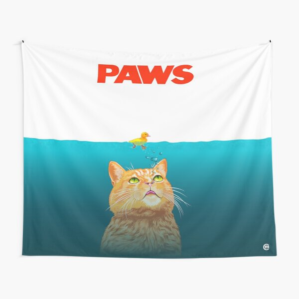 Paws! Tapestry