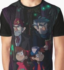 The Mystery Twins Graphic T-Shirt