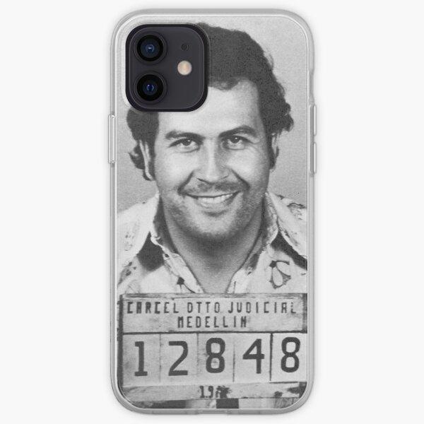 Pablo Escobar Coque souple iPhone