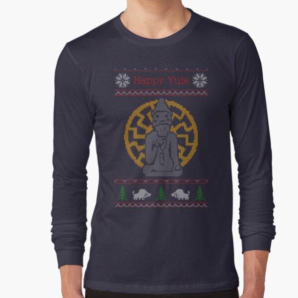 VHEH - Happy Yule Long Sleeve T-Shirt