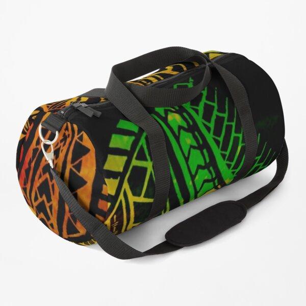 Love for Polynesian Tribal  Duffle Bag