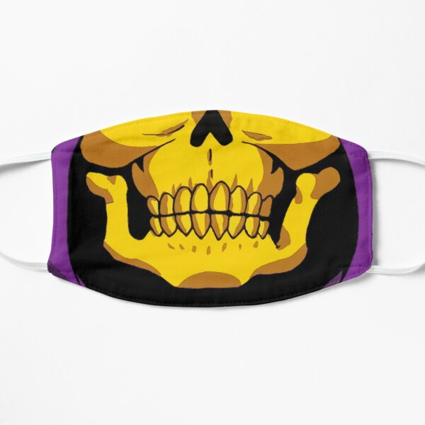 Skeletor Face Mask Mask