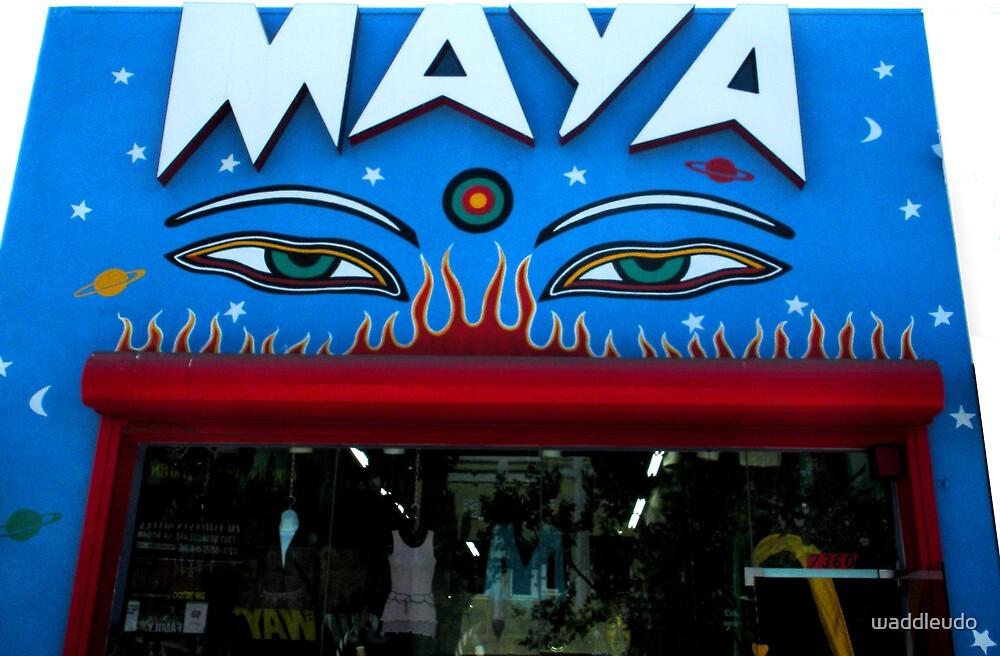 Maya by waddleudo