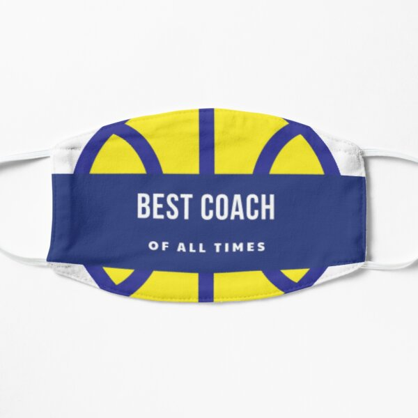 Best coach of all Times- PE Flat Mask