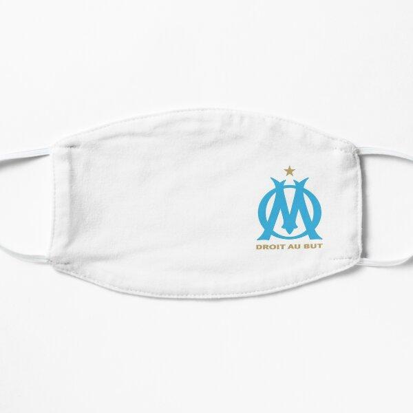 Logo Olympique de Marseille Masque sans plis