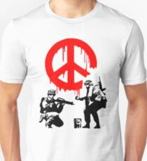 Peace Soldiers T-Shirt