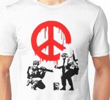 Peace Soldiers Unisex T-Shirt