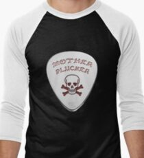 Mother Plucker Men's Baseball ¾ T-Shirt