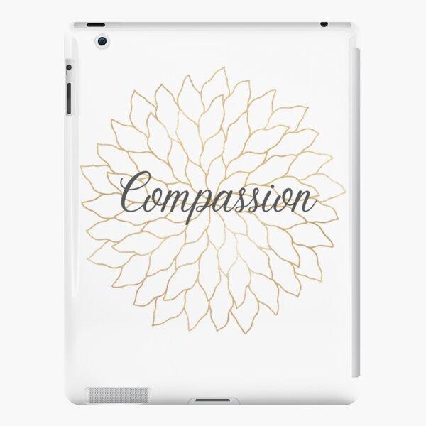 Compassion iPad Snap Case