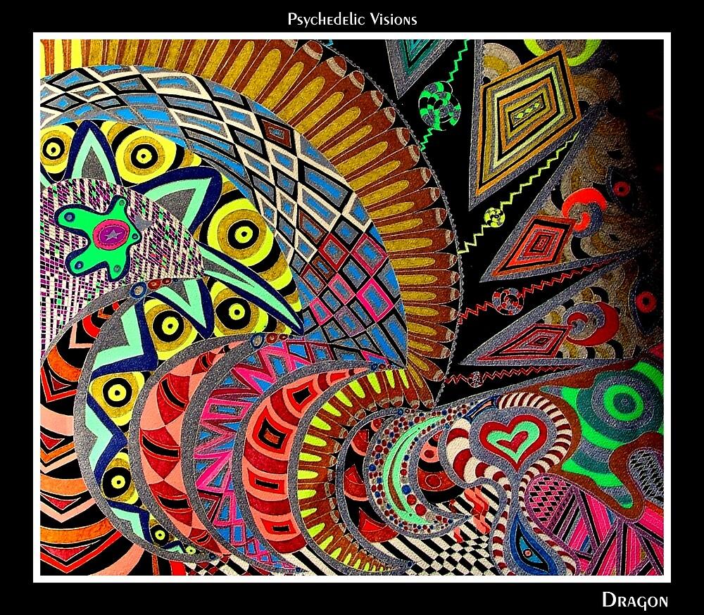 Dragon Black Ligth by MonicaDias