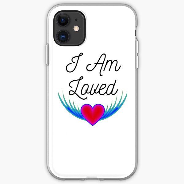 I am loved iPhone Soft Case