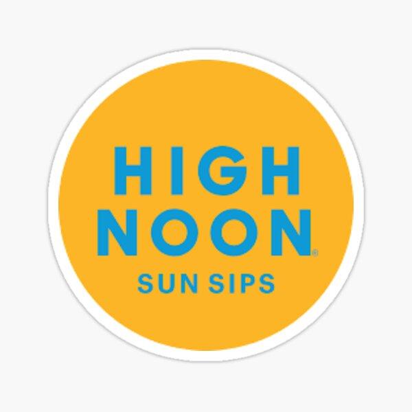High Noon Sticker Sticker