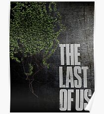 The Last of Us (Worn) Poster