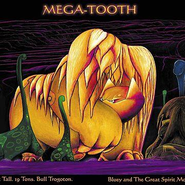 'Mega-tooth'  by Robbie6677