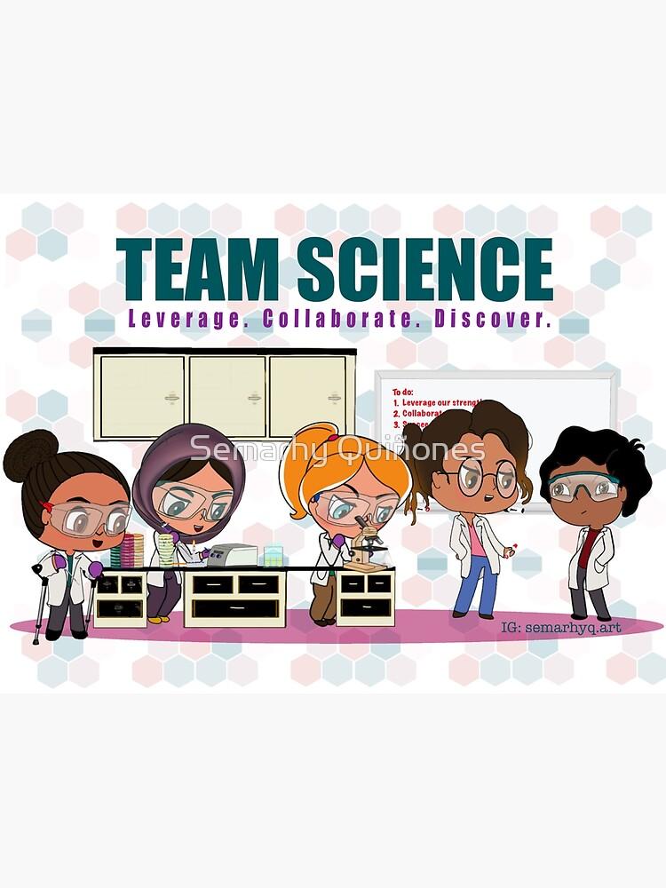 Team Science by semarhy