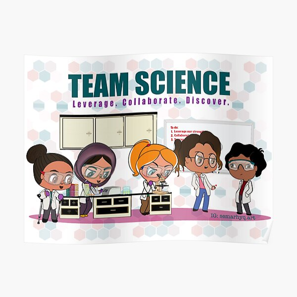Team Science Poster