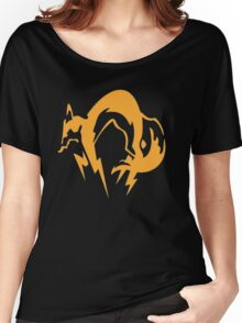Metal Gear Solid - Fox Women's Relaxed Fit T-Shirt