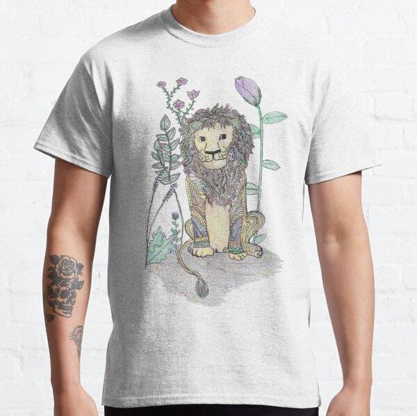 Beautiful Lion  Classic T-Shirt