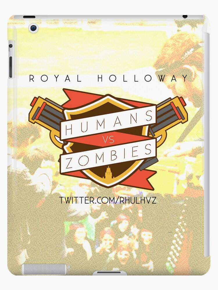 Humans Vs Zombies // Royal Holloway by Sam Matthews