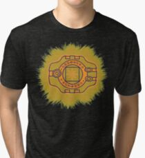 Dispositivo Digital Tai Tri-blend T-Shirt