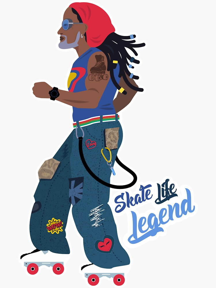 Skate Life Legend by Coolpuk