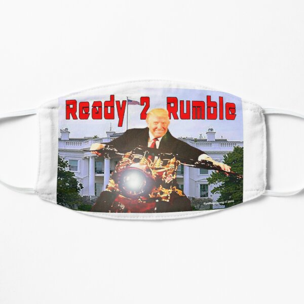 Trump Ready 2 Rumble Mask