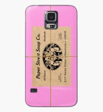 Paper Street Soap Company's soap (from Fight Club) Case/Skin for Samsung Galaxy