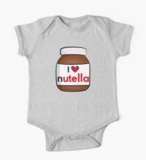 I <3 Nutella Kids Clothes