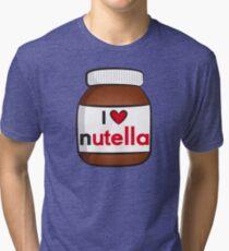 I <3 Nutella Tri-blend T-Shirt