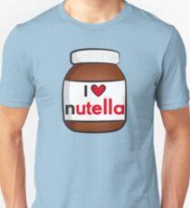 I <3 Nutella Unisex T-Shirt