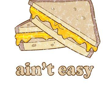 Being Cheesy Ain't Easy by yamaliq