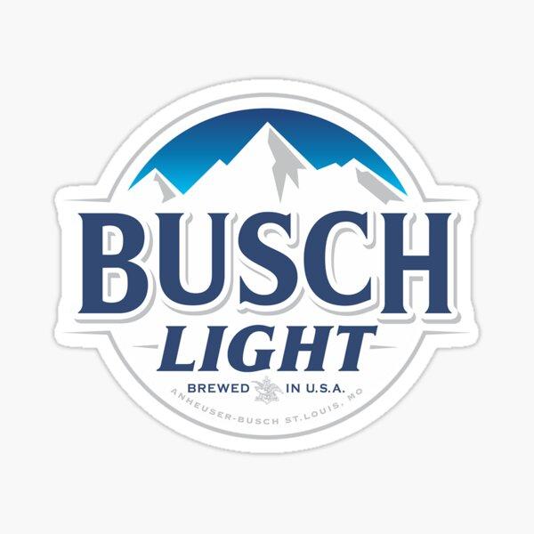 best beer mountain light Sticker