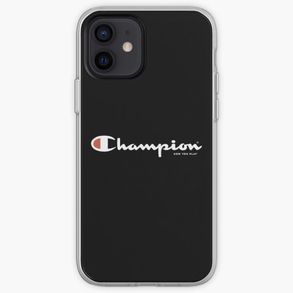 The Champion iPhone Soft Case