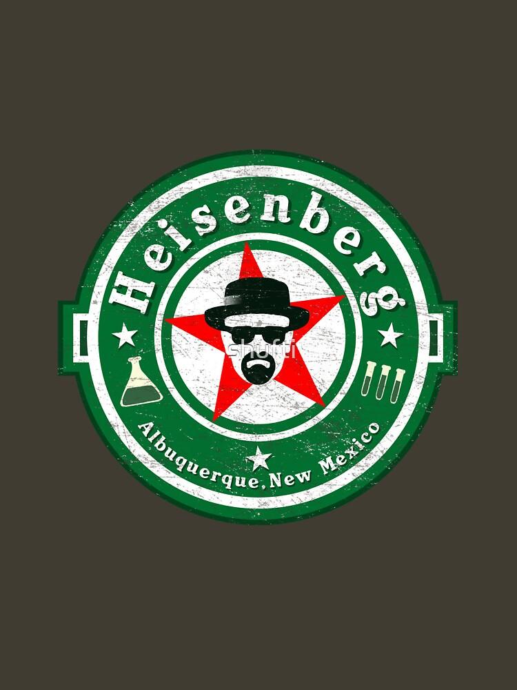 Heisenberg Breaking Bad | Unisex T-Shirt